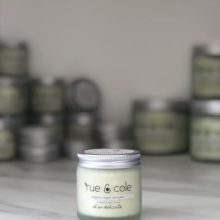 Rue & Cold Hand Whipped Family Balm - oh so delicate