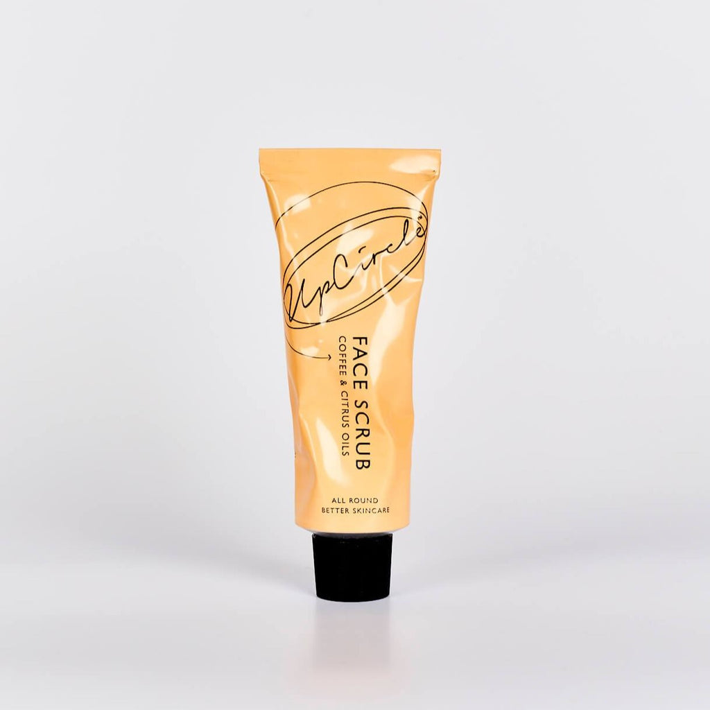 UpCircle Coffee Face Scrub - Citrus