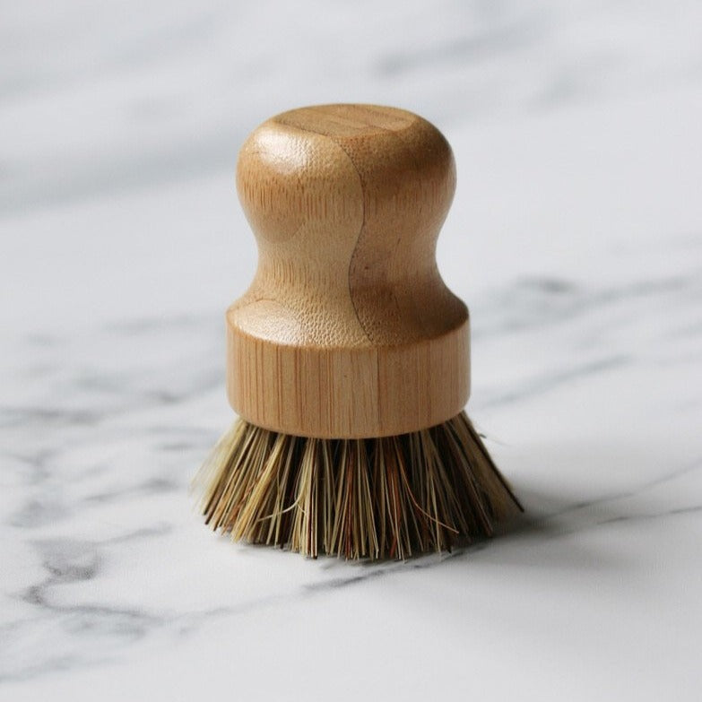 Eco Pot Scrubber Brush Fresh Thinking Co.
