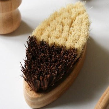 Fresh Thinking Co Oval Scrubbing Brush