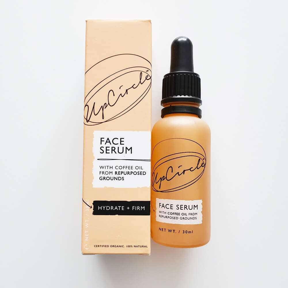 UpCircle Face Serum with Coffee Extract