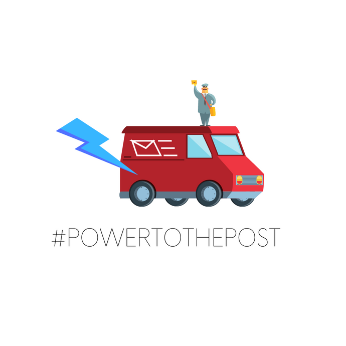 Power To The Post Campaign