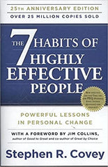 The 7 Habits of Highly Effective People by Stephen R. Covey Book