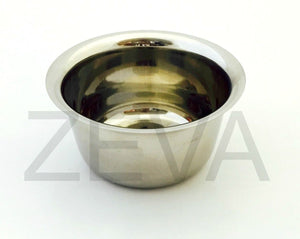 New Men's Shaving Bowl Mug Cup For Shave Soap Cream Stainless Steel