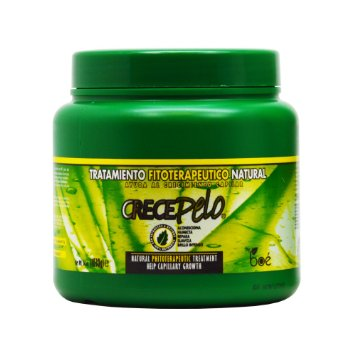 CrecePelo 36 oz BOE Crece Pelo Natural Phitoterapeutic Treatment for Hair Growth