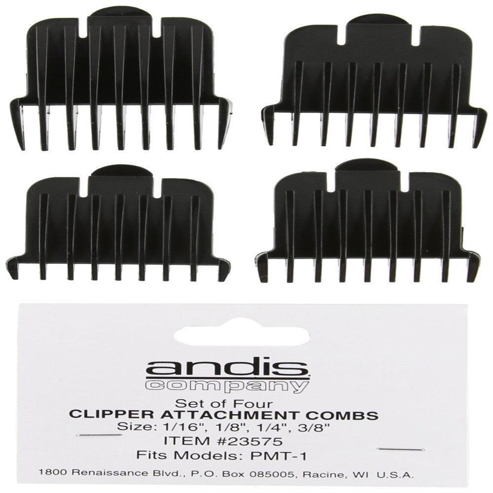 ANDIS ATTACH COMB SET -T/OUT