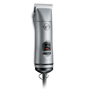 Andis BGRC Professional Cermanic Hair Clipper with Detachable Blade, Silver (63965)
