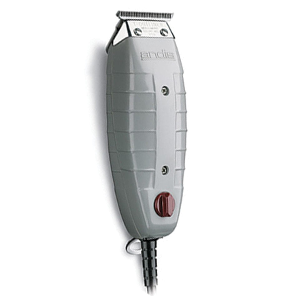 Andis Toutliner / T-outliner Trimmer with T-Blade, Gray (04710)