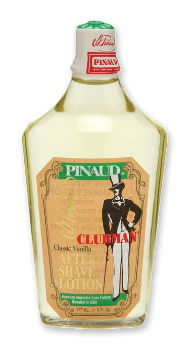 Clubman Vanilla After Shave Lotion 6 oz.