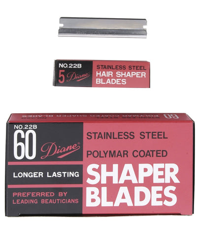 DIANE SHAPER BLADES (60CT)
