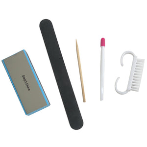 Disposable Kit for Natural Nails