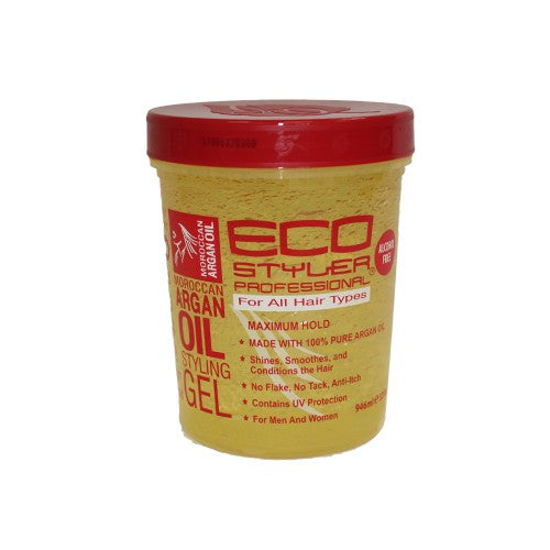 Eco Styler Argan Gel 32oz