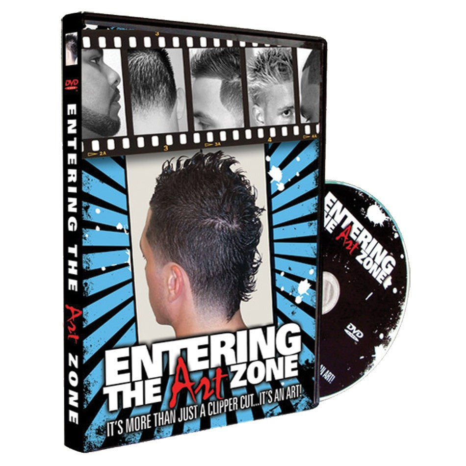 Entering the Art Zone DVD 1