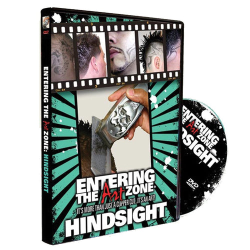 Entering the Art Zone DVD 2 Hindsight