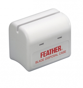Feather Disposal Case
