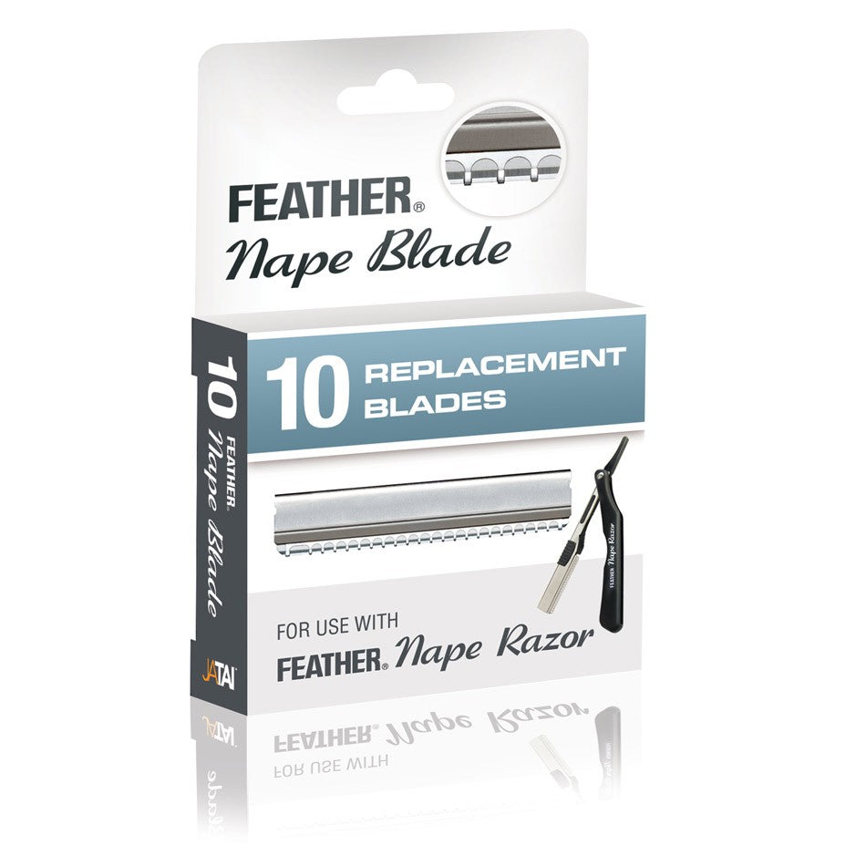 Feather Nape Replacement Blades