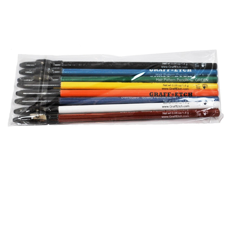 GRAFF*ETCH Hair Patter Pencils