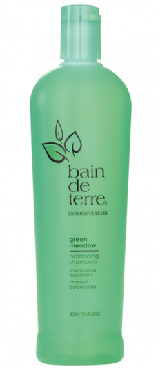 Bain de Terre Green Meadow Shampoo 13.5 oz.