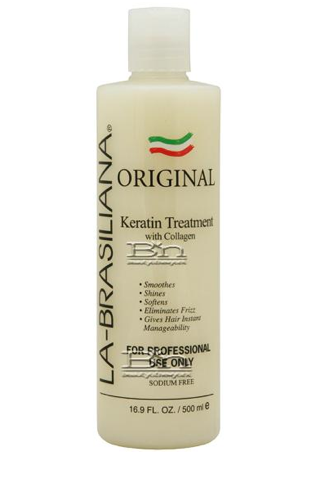La Brasiliana Original Keratin Treatment 16oz