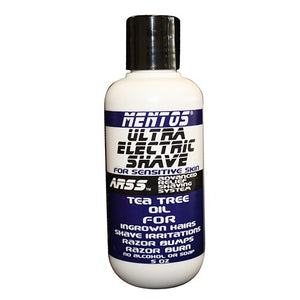 Mentos Ultra Electric Shave 5oz
