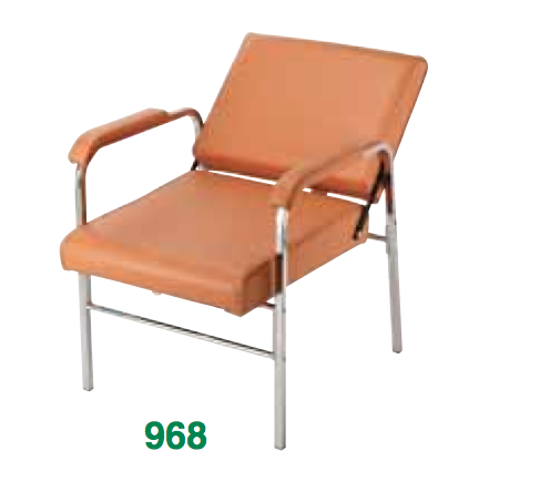 Pibbs 968 Shampoo Chair - Auto Recliner
