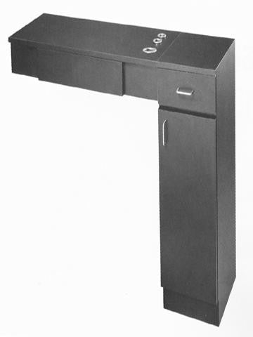 Pibbs PB20 Wall Station with Storage Cabinet