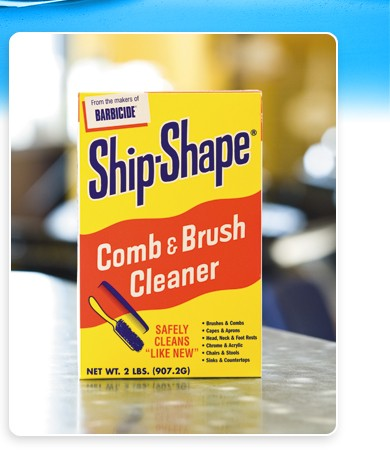 Ship-Shape® Comb & Brush Cleaner