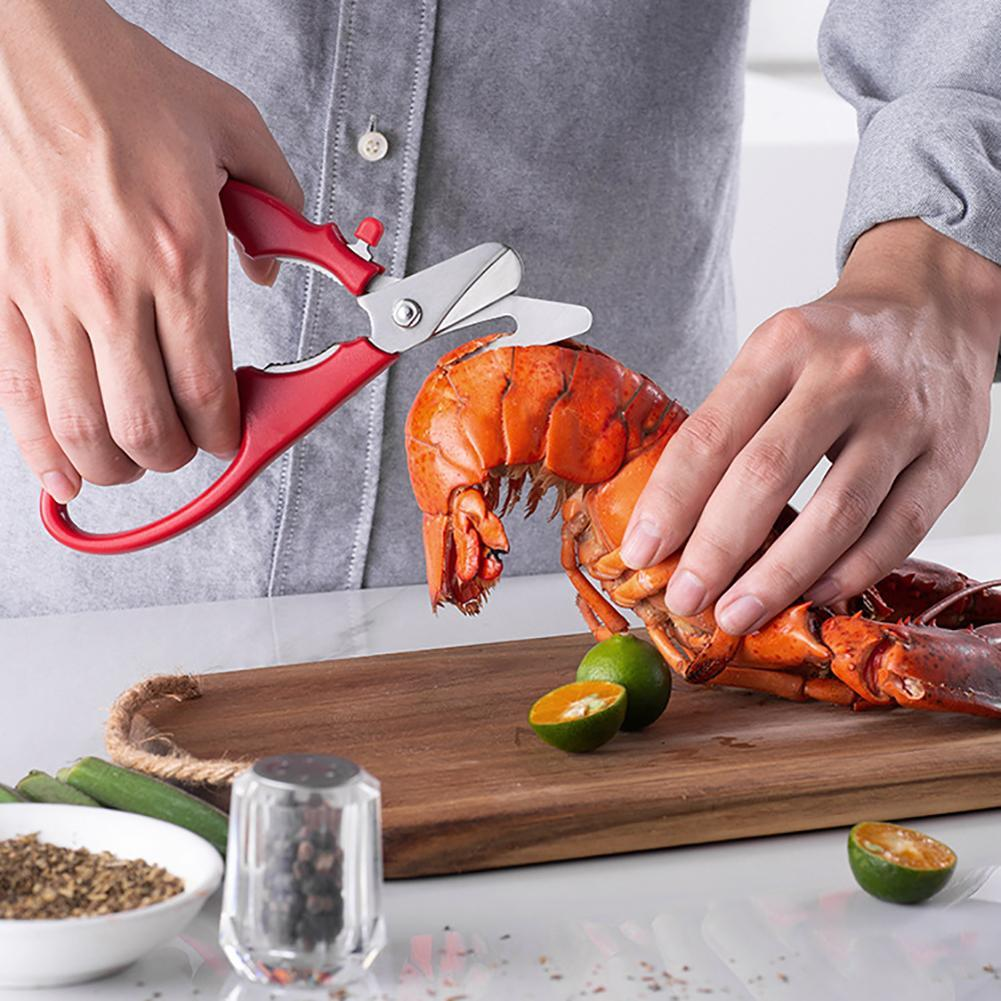 Durable Seafood Shears