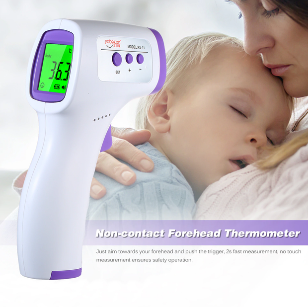 No Contact Body Infrared Thermometer