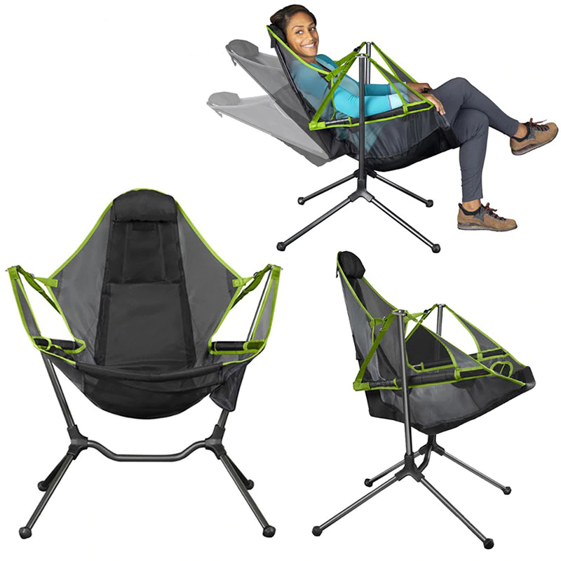 Relaxing Luxury Camp Chair