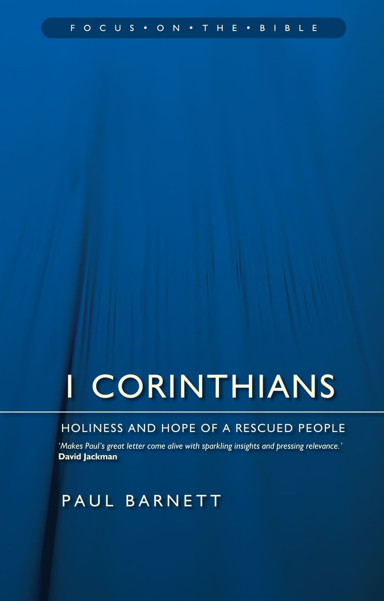 1 Corinthians: Holiness and Hope of a Rescued People
