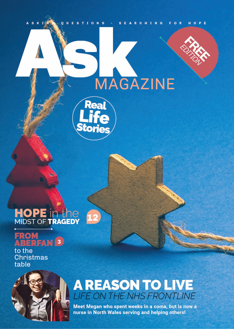 Ask: Christmas edition (5 copy pack)