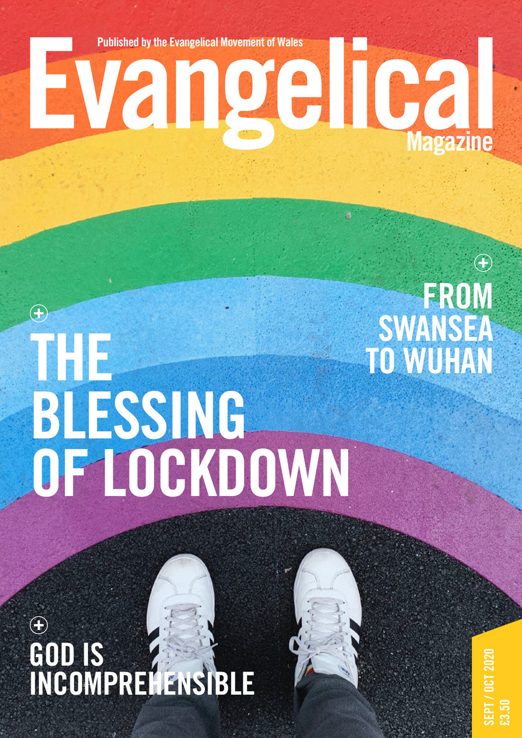 The Evangelical Magazine - 5 pack