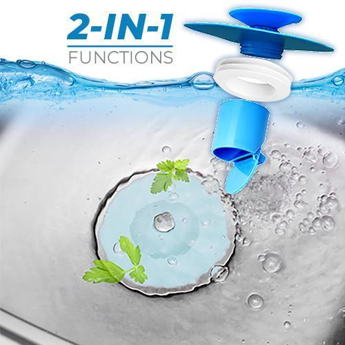 Advanced Anti-Clogging Silicone Strainers