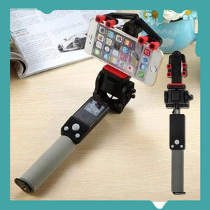 360 Rotating Bluetooth Selfie Stick