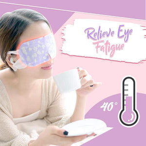 MagRhythm Eyes Rejuvenating Steaming Mask
