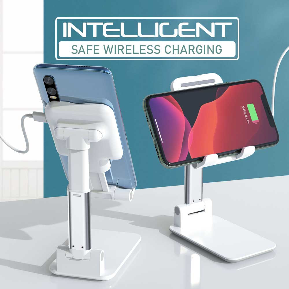 Foldable Phone Wireless Charging Stand