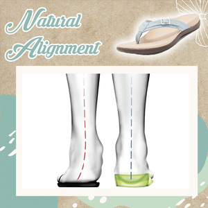 Foot Alignment Comfort Slippers