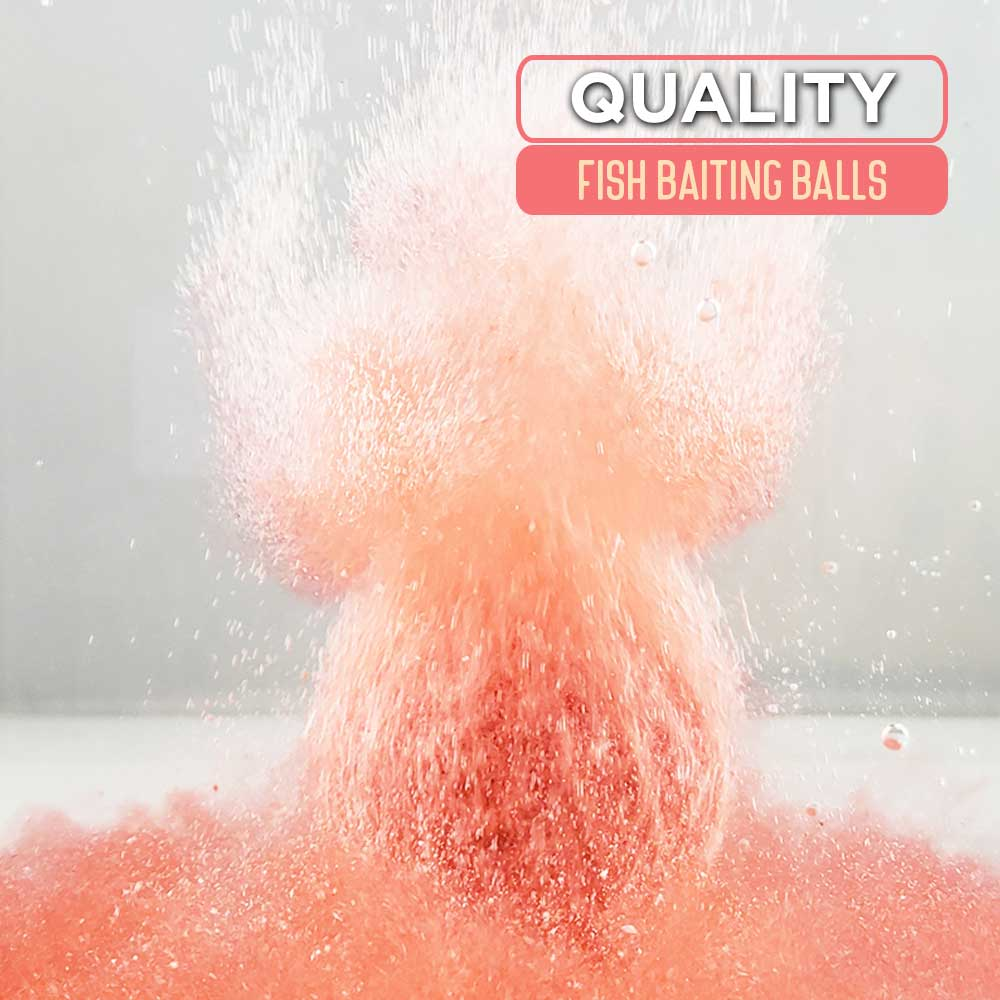 Poly Fish Bubble Nesting Balls - 4PCS 1688