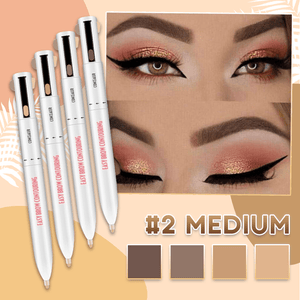 4-In-1 Rotating Eyebrow And Concealer Pen