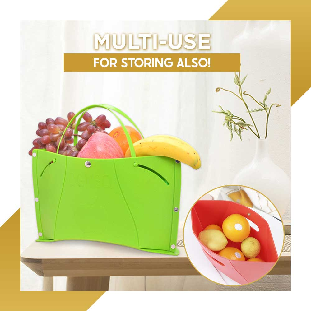 Multi-Purpose Folding Storing Stool