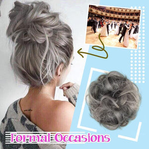 Donut Messy Bun Hairpiece
