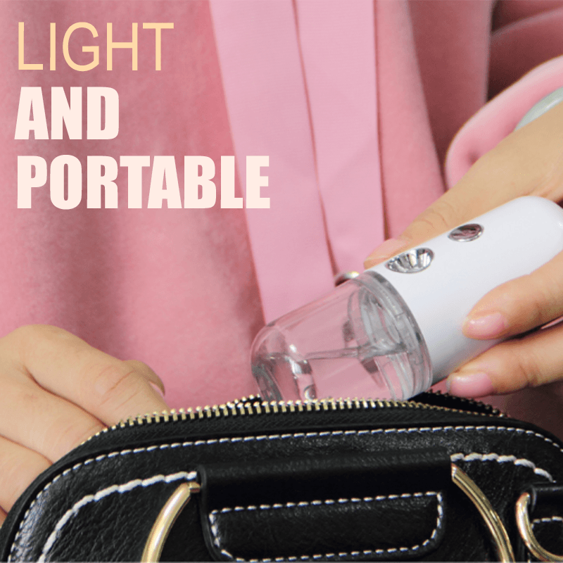 Portable USB Nano Fumigant Spray