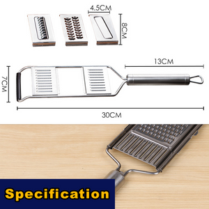 Multi-functional Food Slicer Grater