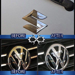 Renewal Vehicle Chrome Rust Remover
