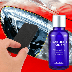 Headlight Renewal Polishing Liquid