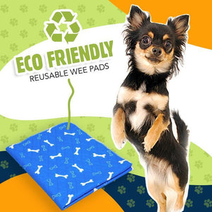 Eco Friendly Washable Pet Wee Pad