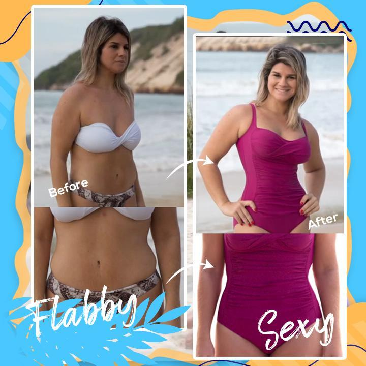 Hourglass Fit Full Body Swimsuit