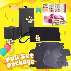 Lazy Pop up Surprise Box Set