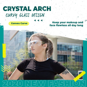 2020 NEW Fashionable Transparent Glasses
